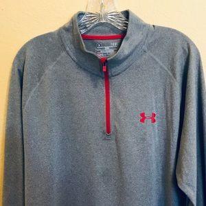 Under Armour Jackets & Coats - Under Armour 1/4 Zip, size L